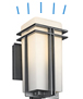 Up Lighting Outdoor Wall Light