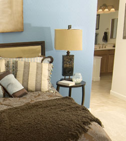 Master Suite Mini Makeover