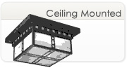 Outdoor Ceiling Mount Light