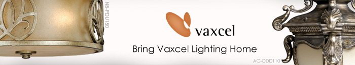 Vaxcel Lighting from Lighting Showplace
