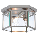 Sea Gull Lighting 7648 Traditional / Classic Flushmount Ceiling Fixture
