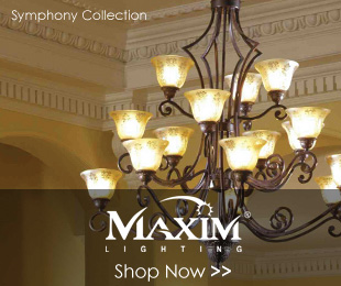 Maxim Lighting from LightingShowplace