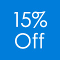 Save an additional 15% on Indoor Ceiling Fixtures